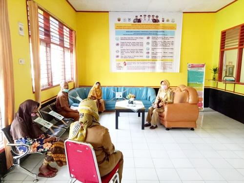 Dinas Sosial Kabupaten Lima Puluh Kota Mengantarkan Orang Terlantar